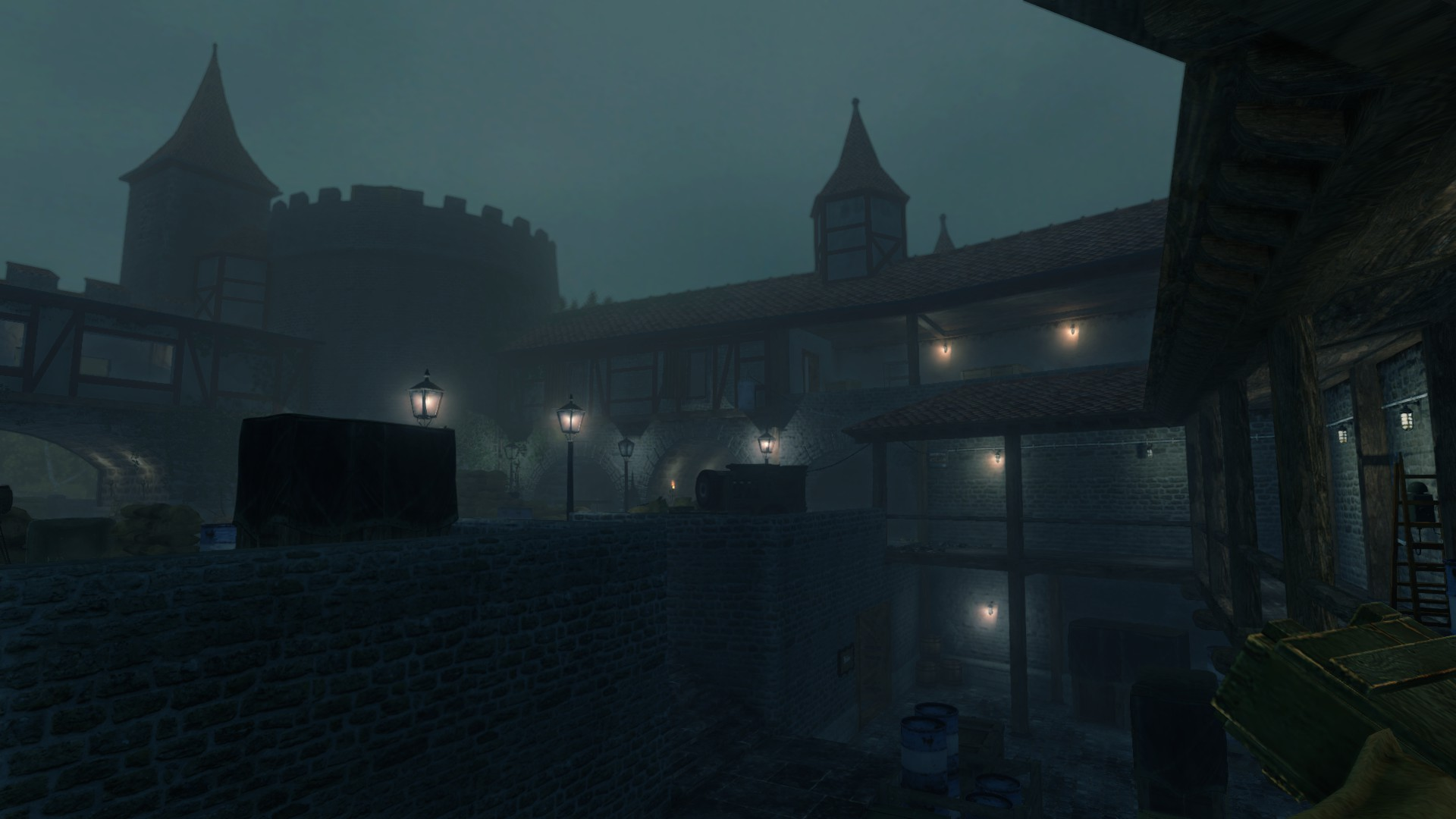 RAID Castle Screenshot