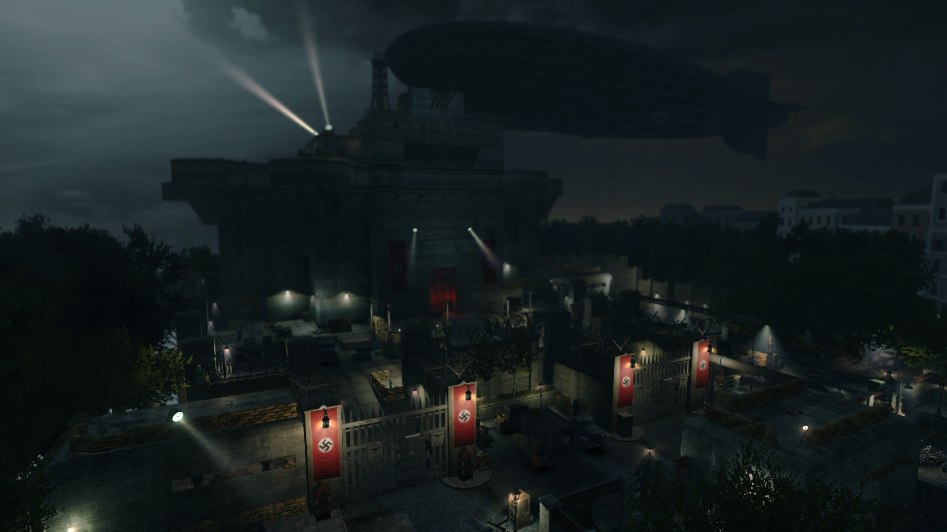 RAID Flaktower Screenshot